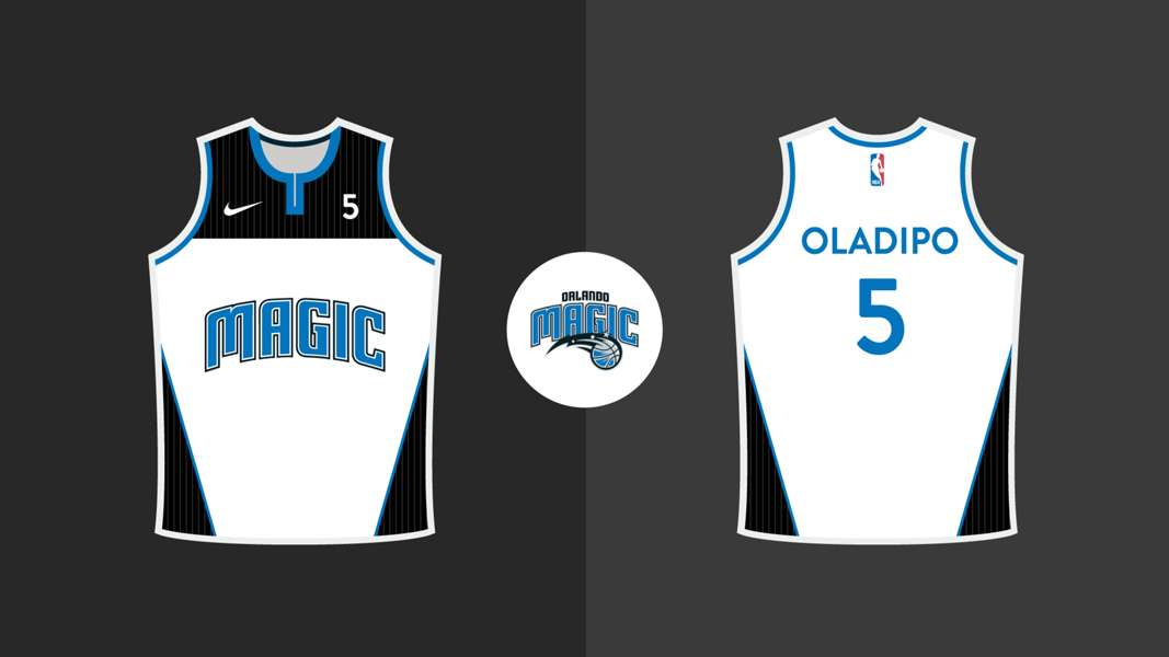 383bcffc47f Is Orlando Magic jersey due for a change?