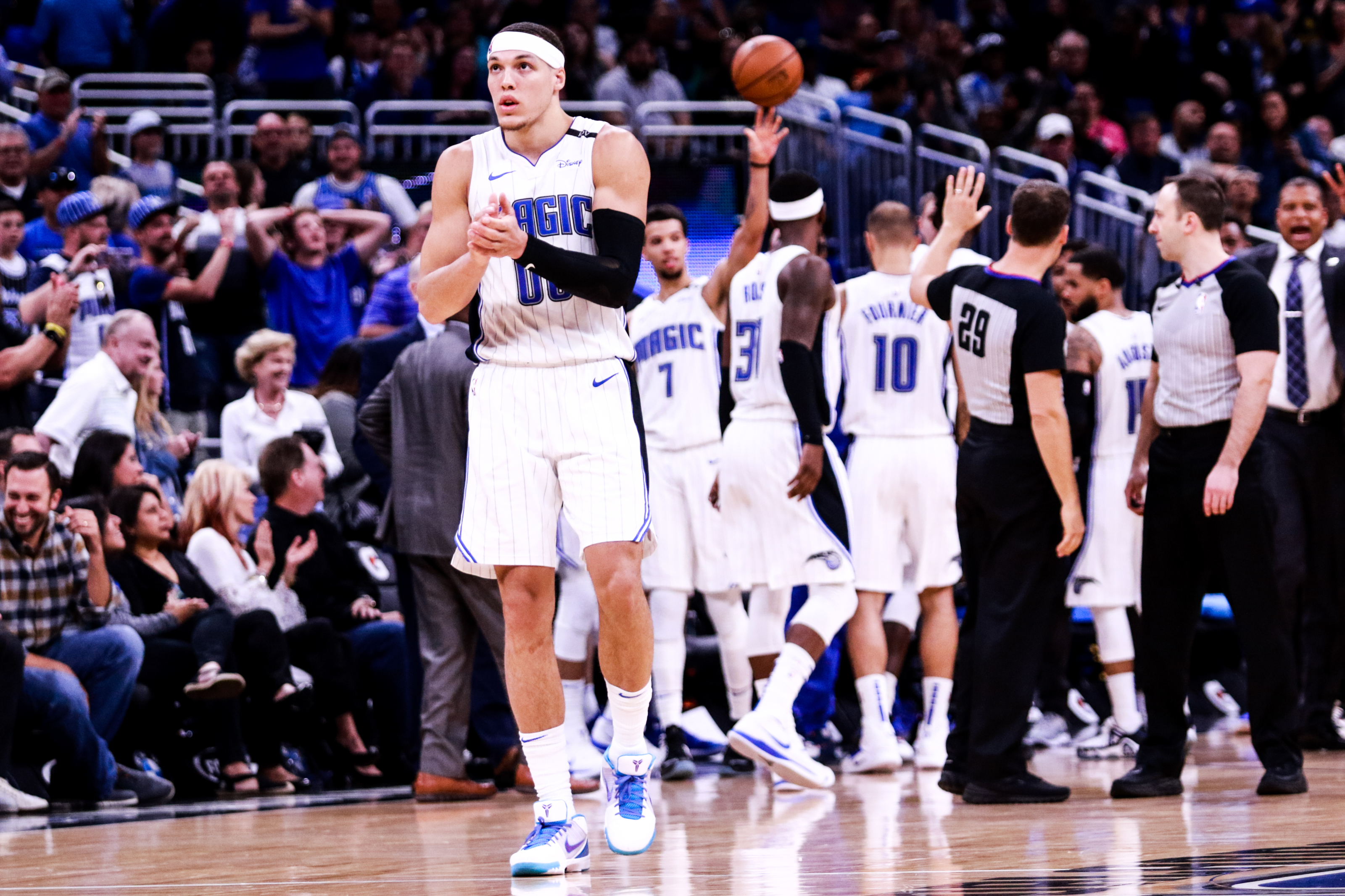 Nothing is the same as last year's run for Orlando Magic