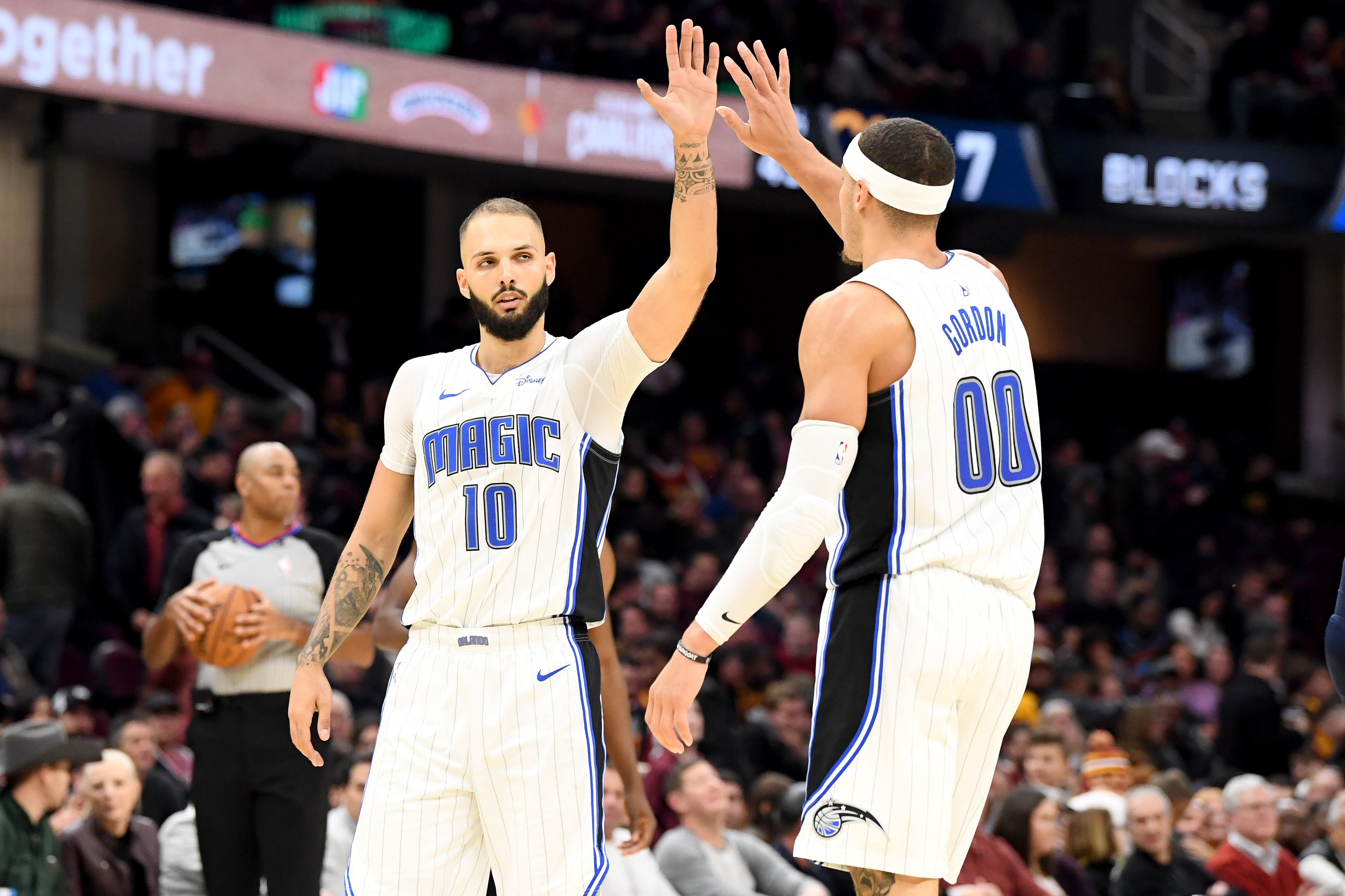 Orlando Magic must still play their way into the Playoffs