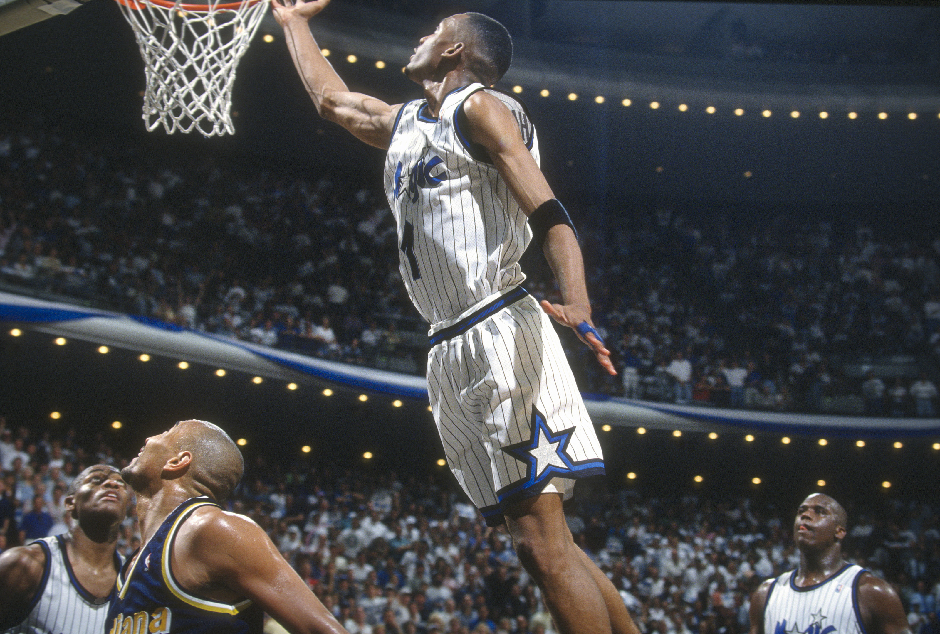 How To Learn More About The 1995 Orlando Magic Featured In The Last Dance