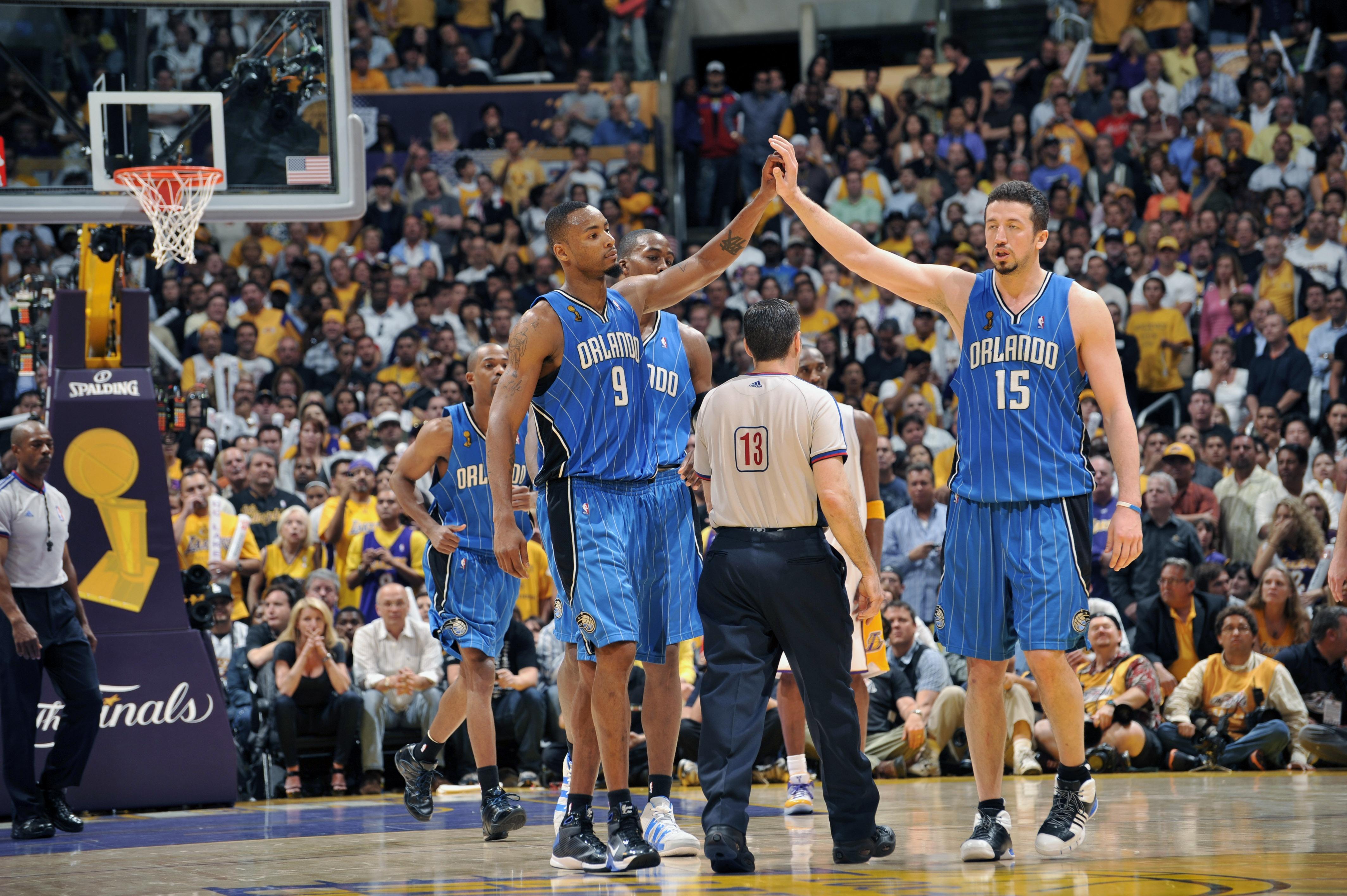 5 biggest snubs off the NBA2K18 all time Orlando Magic team