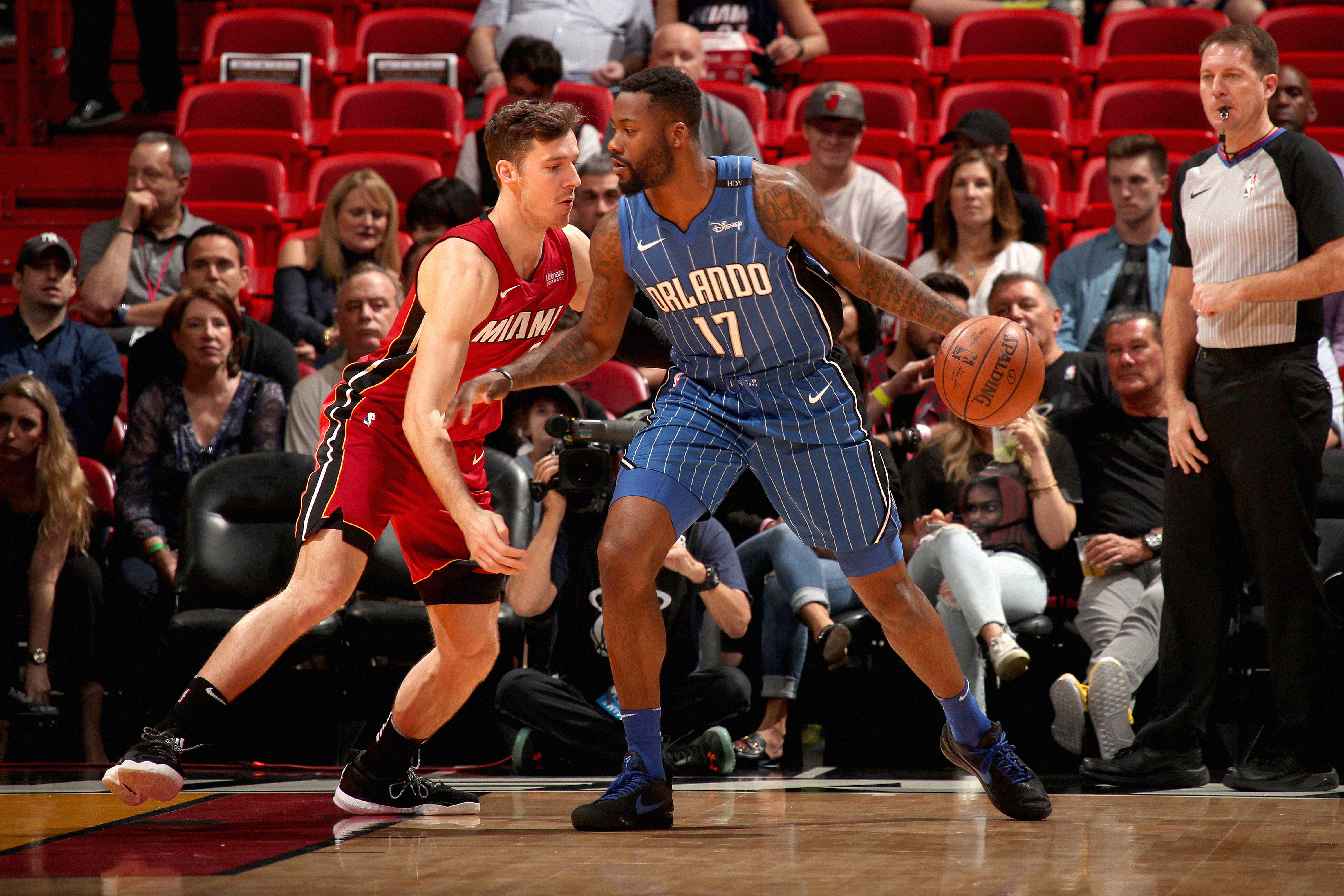 Magic Wands Orlando Magic At Miami Heat February 5 2018