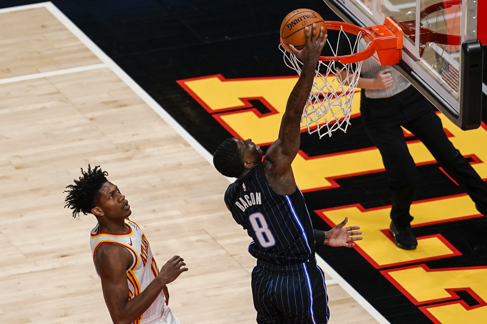 Image result for dwayne bacon magic