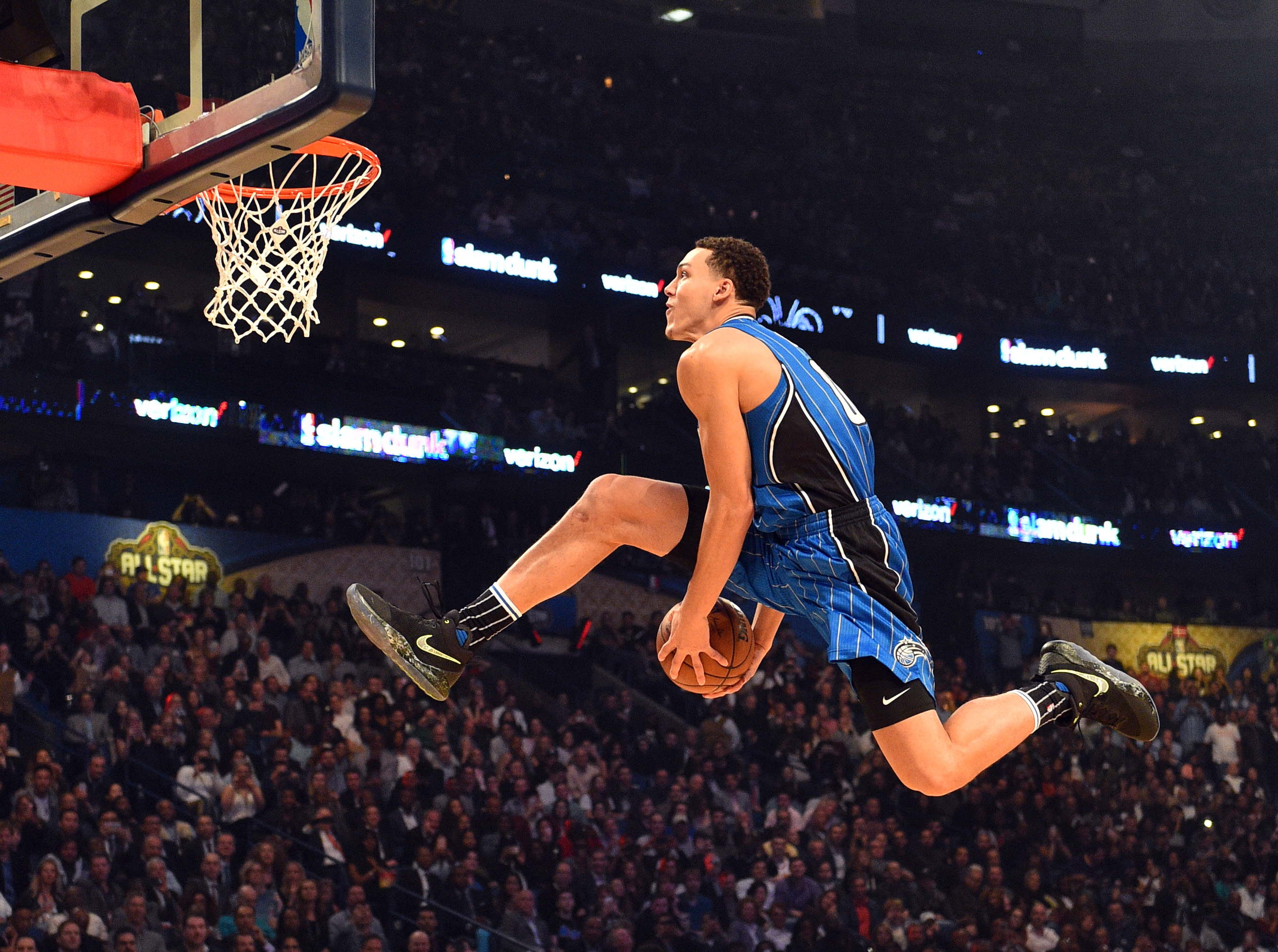 The best dunkers in Orlando Magic history