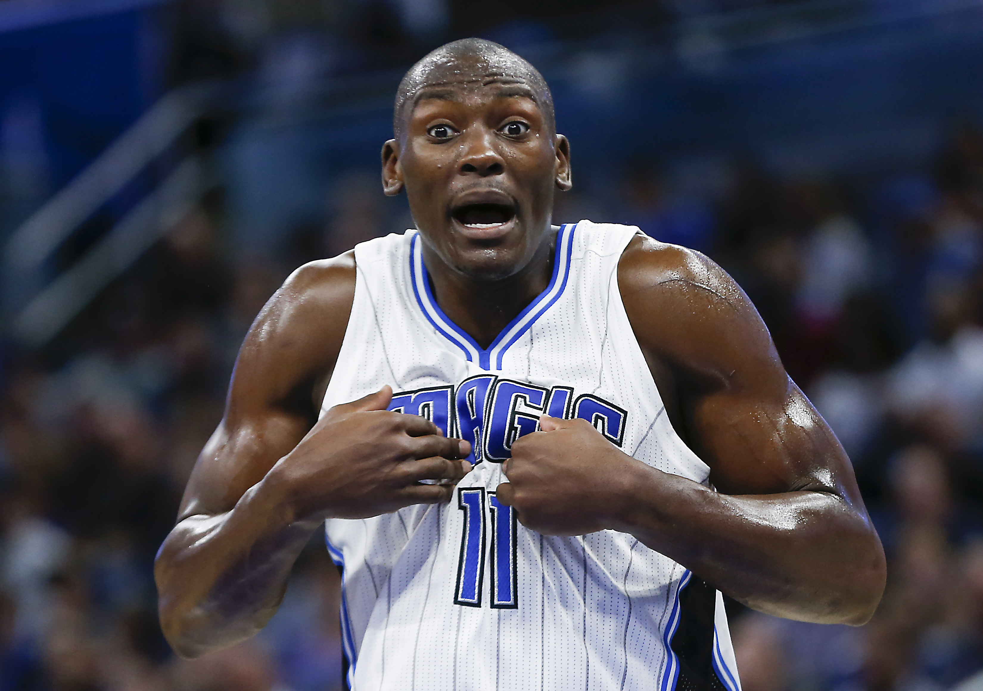Orlando Magic 2016-17 Player Evaluations: Bismack Biyombo