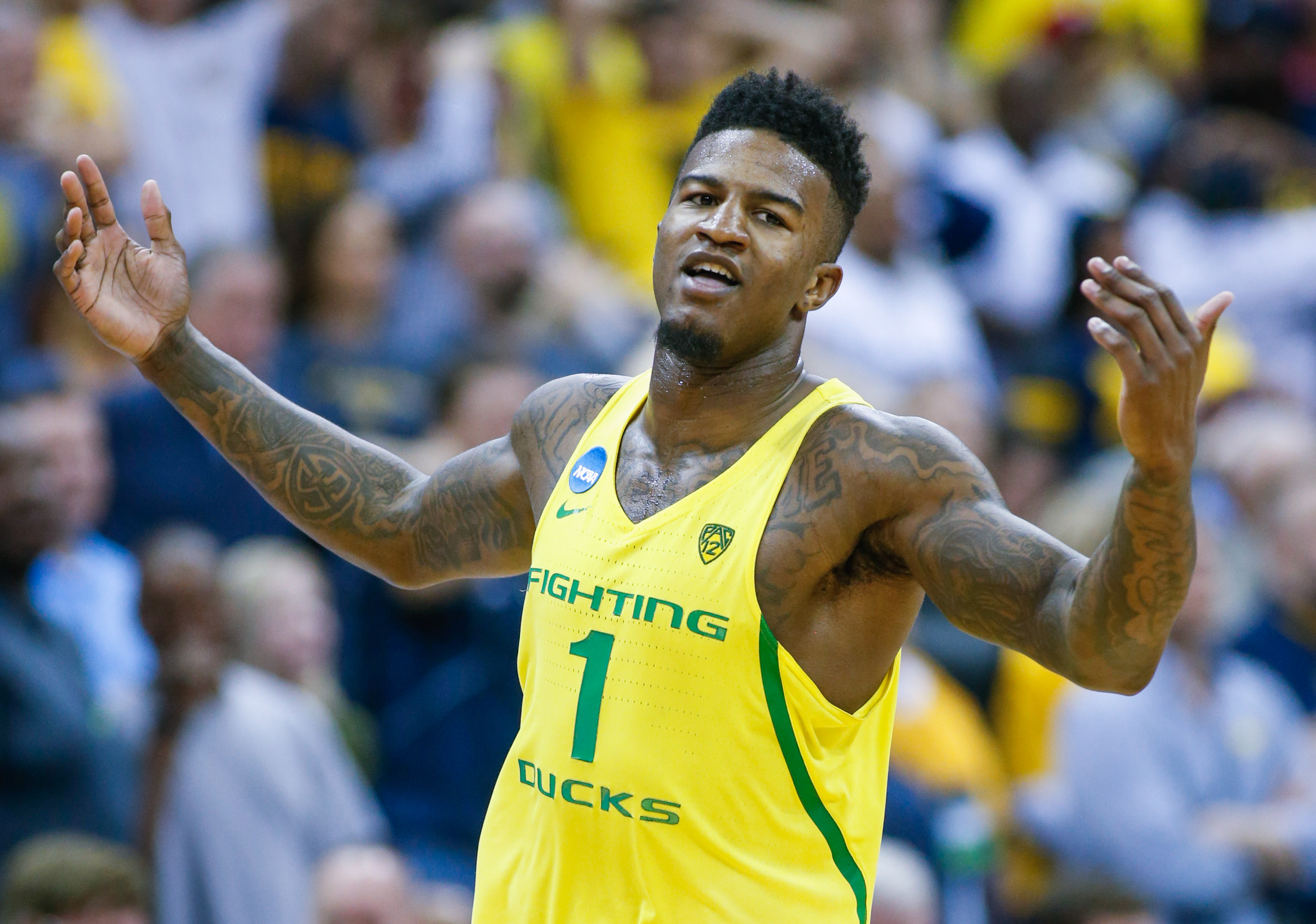 2017 Orlando Magic Draft Preview: Who is Jordan Bell?